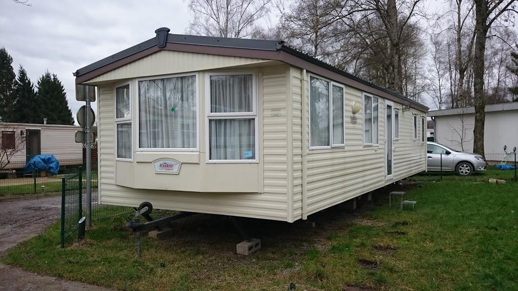 Vente de caravane residentielle d occasion voyager en solo for Salon de la caravane